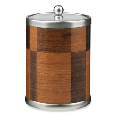 Kraftware™ American Artisan Walnut and Rosewood 5-Quart Ice Bucket