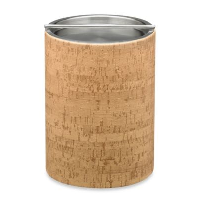 Naturals Collection Cork 2-Quart Tall Ice Bucket