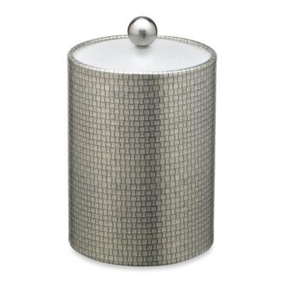 Cobblestone 2-Quart Tall Ice Bucket in Slate