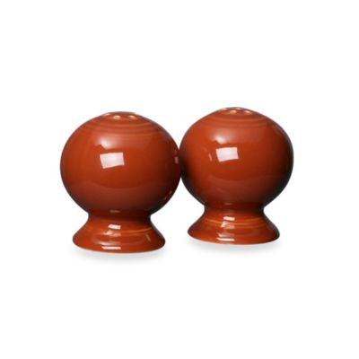 Fiesta® Salt and Pepper Shaker Set in Paprika