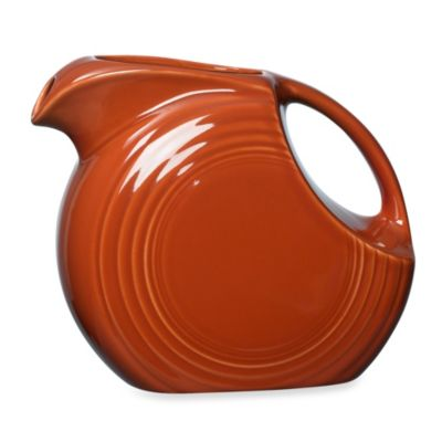 Fiesta® Large Pitcher in Paprika