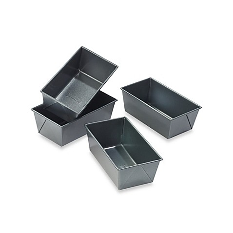 Buy Mini Loaf Pans From Bed Bath Amp Beyond