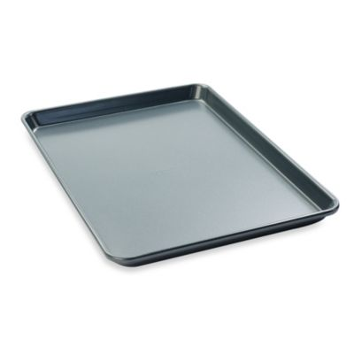 Chicago Metallic™ Professional 17-Inch x 12-Inch Jelly Roll Pan with Armor-Glide Coating