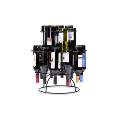 Oenophilia Revolution 19-Bottle Wine Carousel