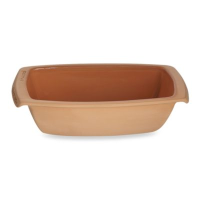 Romertopf® Rectangular Bread Pan