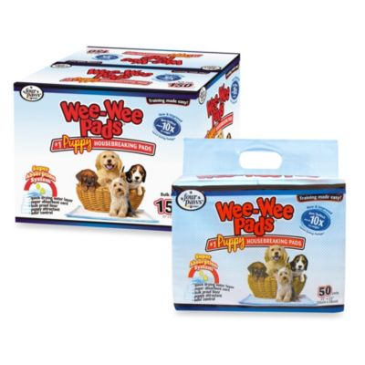 Pet Wee-Wee Pads 150-Count Box