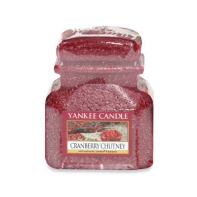Yankee Candle® Cranberry Chutney Jar Wax Melt