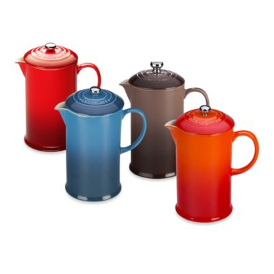 Le Creuset® 27-Ounce French Press