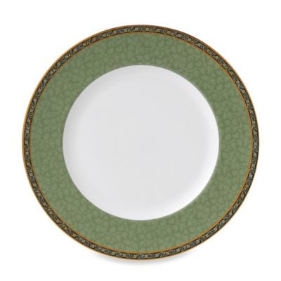 Green Decorative Plates