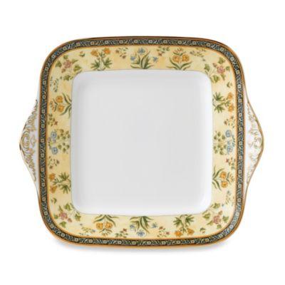 Wedgwood® India 10.75-Inch Cake Plate