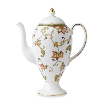 Wedgwood(R) Oberon Coffee Pot