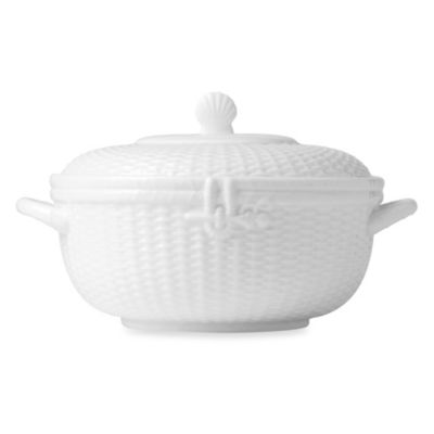Wedgwood® Nantucket Basket Covered Vegetable Bowl