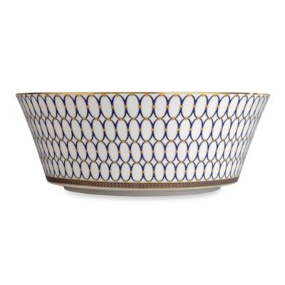 Wedgwood(R) Renaissance Gold Serving Bowl