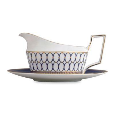Wedgwood® Renaissance Gold Gravy Boat