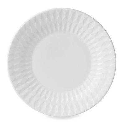 Wedgwood® Jasper Conran Diamond Embossed Bread and Butter Plate