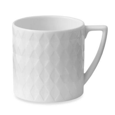Wedgwood® Jasper Conran Diamond Embossed Mini Mug