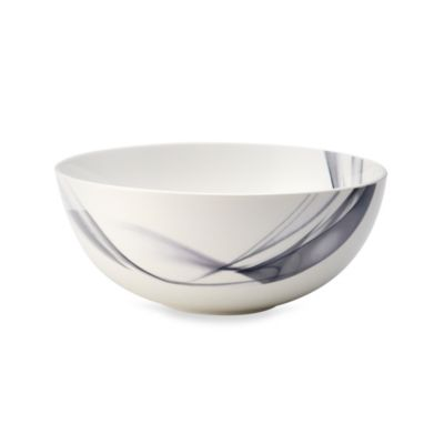 Mikasa® Kya Smoke 9-Inch Vegetable Bowl