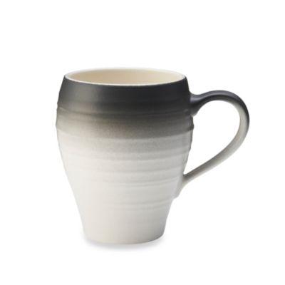 Mikasa® Swirl Ombre Mug in Graphite
