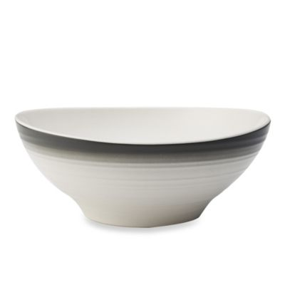 Mikasa Swirl Ombre 10.5-Inch Vegetable Bowl