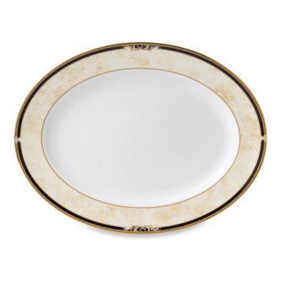 Wedgwood Cornucopia 15.25-Inch Oval Platter