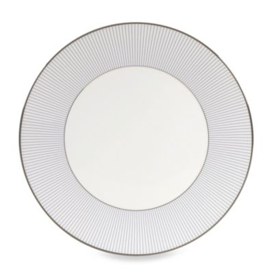 Wedgwood® Jasper Conran Dinner Plate in Blue Stripe
