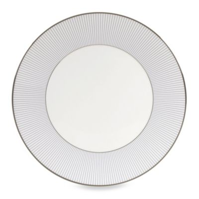 Wedgwood® Jasper Conran Salad Plate in Blue Stripe