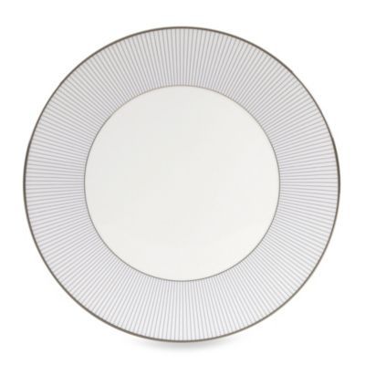 Wedgwood® Jasper Conran Bread and Butter Plate in Blue Stripe