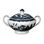 Wedgwood® Johnson Brothers Willow Blue Covered Sugar Bowl