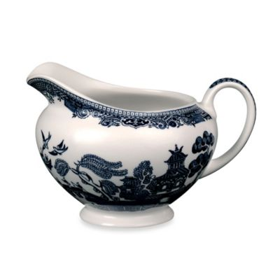 Wedgwood® Johnson Brothers Willow Blue Creamer