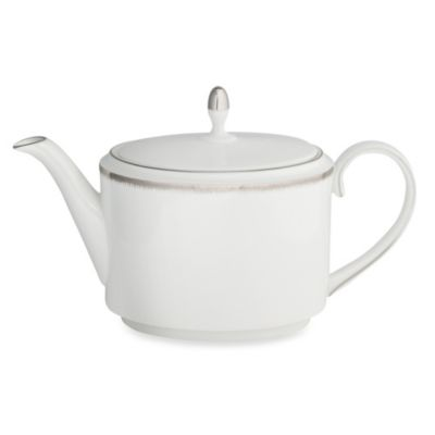 Wedgwood Silver Aster Teapot