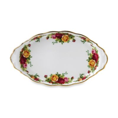 Old Country Roses Regal Tray by Royal Albert