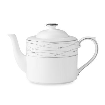 Precious Platinum 22-Ounce Teapot