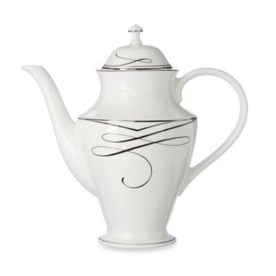 Waterford(R) Ballet Ribbon Coffee/Tea Pot