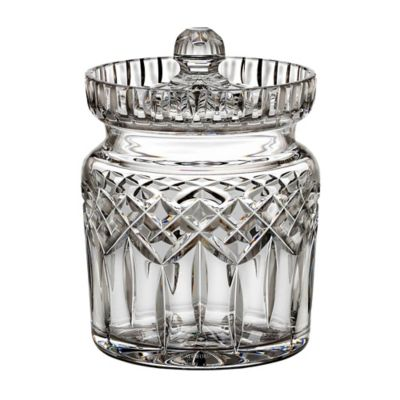 Waterford® Crystal Lismore Biscuit Barrel