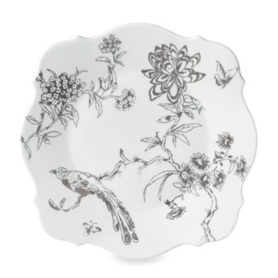 Wedgwood® Jasper Conran Chinoiserie Platinum Accent 9-Inch Plate