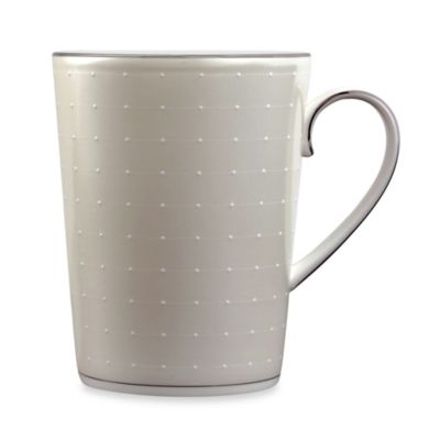 Monique Lhuillier Waterford® Etoile Platinum Mug
