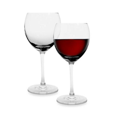 Denby Halo Praline Wine Glasses (Set of 2)