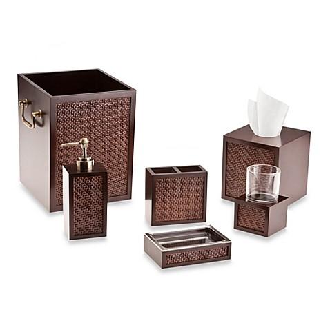 bombay lawson bathroom accessories bed bath beyond. Black Bedroom Furniture Sets. Home Design Ideas