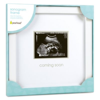 "Pearhead Sonogram ""Coming Soon"" Frame"