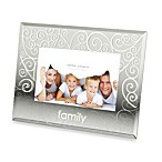 Swing Design™ Family 4-Inch x 6-Inch Sentiment Mirror Frame