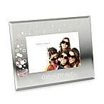 Swing Design™ Girls Night Out Mirror 4-Inch x 6-Inch Sentiment Frame