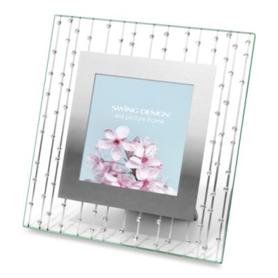Swing Design™ Celestial Clear 4-Inch x 4-Inch Frame