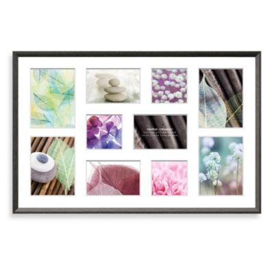 Swing Design Sutton 10-Photo Collage Mat in Charcoal