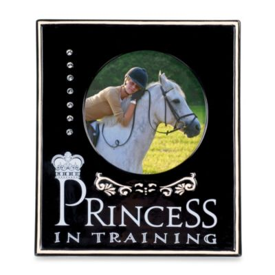 """Princess In Training"" Frame"