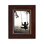 Prinz 5-Inch x 7-Inch Vanderbilt Espresso Frame in Antique Copper