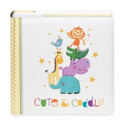 Prinz Imaginara Cute and Cuddly 160-Photo Album