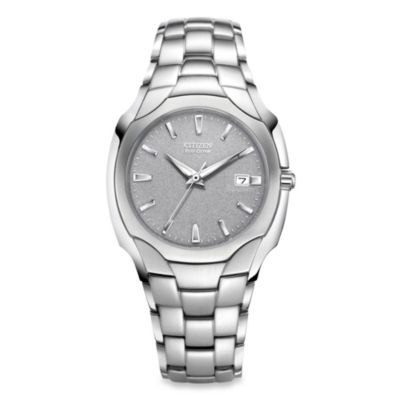 Citizen Men's Eco-Drive Stainless Bracelet