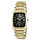 Citizen Men's Eco-Drive Gold Tone Stainless Bracelet Watch