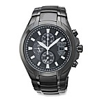 Citizen Men's Eco-Drive Titanium Chonograph Bracelet Watch