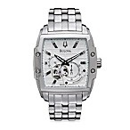 Bulova Men's Dual Aperture Dial Watch